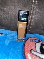 Maybelline Fit Me Matte + Poreless Liquid Foundation #355 COCONUT