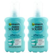 Garnier Ambre Solaire AFTERSUN Feuchtigkeits Spray -beruhigt - bei Sonnenbrand
