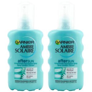 Garnier Ambre Solaire Aftersun Hydratation Spray -beruhigt - Avec Soleil Marque