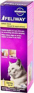 Feliway Pheromone Stress Travel Spray, CLASSIC CATS 60 mL/Applications EX 2022