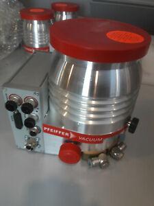 working Pfeiffer Vacuum HiPace 300 TC400 ISO-K DN100 Inlet Warrenty PM P03 900