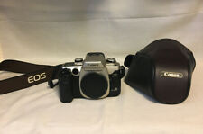 Canon Eos Elan Iie 35mm Slr Film Camera Body With Case Read