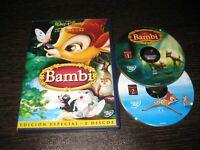Bambi DVD les Classiques De Walt Disney Edition Spécial 2 Disques