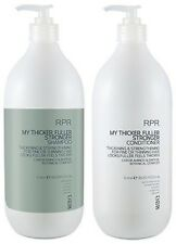 RPR MY THICKER FULLER STRONGER SHAMPOO 1 L AND CONDITIONER 1 L FREE SHIP