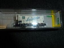 Minitrix 15927 Kühlwagen Löwenbräu DB