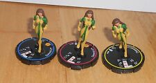 HERO CLIX - ARMOR WARS - DIAMOND LIL - R,E,V  SET - WITHOUT  CARDS