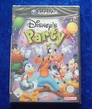 Disney's fiesta, Nintendo GameCube juego, nuevo embalaje original instrucciones