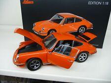 1:18 Schuco PORSCHE 911 S 2.4 orange NEU NEW