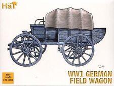 hat 8260 - WWI Alemán Wagon x 3 , 1:72 figuras de plástico Kit de modelismo /