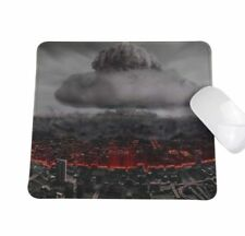 Atom Nuclear Bomb Gamer Mouse Mat Mouse Pad
