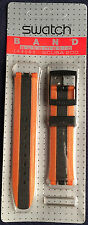 SWATCH BAND STRAPs - SCUBA CHRONO VINTAGE 90'S 17MM - BLISTER PACKAGE