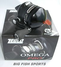 ZEBCO OMEGA PRO 2 Spincast Reel #ZO2PRO FREE USA SHIPPING! NEW! 3.4:1 Gear Ratio