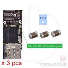 3 x Rétroéclairage Condensateur C1505 C1530 C1531 Condensateur pour iPhone 6 & iPhone 6 Plus