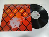 "Heavy Metal 82 Motorhead Uriah Heep Krokus Ian Gillan - LP Vinilo 12"" VG/VG"
