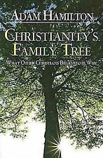 Lot of 4 copies-Christianity's Family Tree:What Other Christians Believe and Why