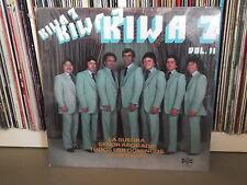 KIWA 7   Vol.2   La suegra, Señor abogado, Todos los domingos   LP SEALED NEW