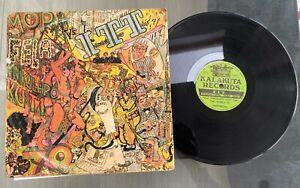 "Fela Anikulapo Kuti & Afrika 70 ""International Thief Thief"" Afrobeat LP Kalakuta"
