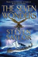 The Seven Wonders (Gordianus the Finder Prequel), Saylor, Steven, New