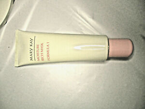 MARY KAY ~ MOISTURE RICH MASK ~  FORMULA 1 for dry skin ~ New , no box