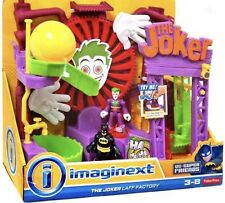 *BRAND NEW* Imaginext The Joker Laff Factory Playset Fisher Price DC Comics