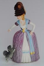 "Goebel Figurine Say Please 1780 ~ Fashion On Parade 10"" Lady * Rare *"