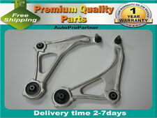 2 FRONT LOWER CONTROL ARM PAIR SET ALTIMA 13-18 MAXIMA 16-18