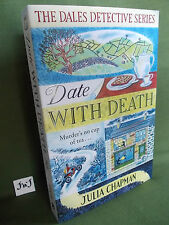 JULIA CHAPMAN DATE WITH DEATH  FIRST UK PAPERBACK EDITION NEW AND UNREAD