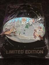 Wdi chip and dale snowman Le 250 Pin