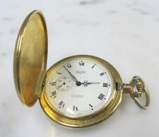 Vintage Vulcain Incabloc Pocket Watch ~ 17Jewels ~ 9-D690
