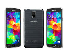"BLACK 5.1"" Samsung Galaxy S5 SM-G900P 16GB 4G LTE 16MP Mobilephone unlocked"