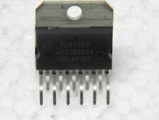 ci TDA 7269 ~ ic TDA7269 ~ 10W + 10W stereo amplifier with mute and stand-by