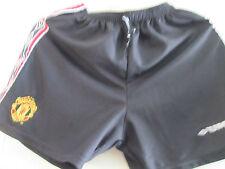 Manchester United 1998 Treble Home Football Shorts Small Waist /sh
