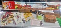 Vintage 50th Anny. DAISY RED RYDER BB Gun! Original Box w/ Comic and Box of BBs!