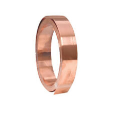 Copper Coil 50mm x 20m x 0.6mm | Lead Work | Roofing | Fixing Strips