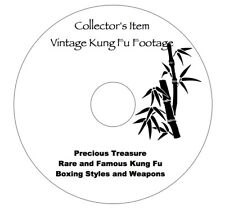 Dvd - Precious Treasure - Rare and Famous Kung Fu Boxing Styles and Weapons