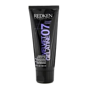 NEW Redken Styling Velvet Gelatine 07 Cushioning Blow-Dry Gel 100ml Mens Hair