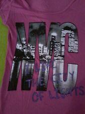 Longshirt pink xs 146/152 NYC