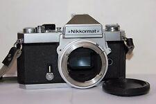 Nikon Nikkormat FT3 35mm SLR Film Camera Body . Free Warranty