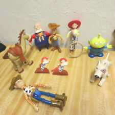 Toy Story Lot Of 9 Items Dolls Figures Ornament