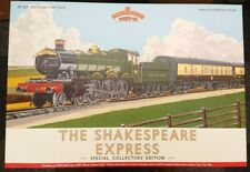 Bachmann 30-525 The Shakespeare Express Special Ltd Edition Electric Train Pack