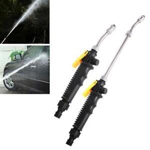 High Pressure Power Washer Water Gun Spray Nozzle Car Wash Clean Tool S0T5
