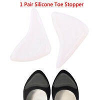 Anti-Pain Silicone Cushion Forefoot Half Yards Shoes Pad Top Plug Toe StoppeRZ
