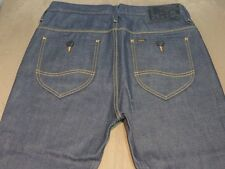 025 WOMENS NWT LEE LOOSE BETTY - LXX TAPERED LEG BLUE GRAIN JEANS 12 $170.