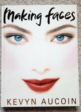 -Kevyn Aucoin Making Faces must-have for makeup lovers and artists 1st ED