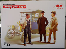 24003 ICM Henry Ford & co., 1:24, nuevo 2016