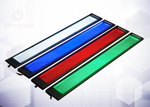 Alphacool Eislicht LED Panel Rot - Weiß - Blau - Grün - Computer Beleuchtung Mod