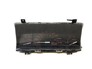1986-1987 Mazda B-2000 cluster speedometer gauges instrument panel oem 149,953K