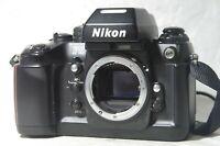 Nikon F4 35mm SLR Film Camera Body Only SN2312091 from Japan