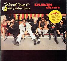 "DURAN DURAN - 12"" - Violence of Summer (The Power Mix) 93 Track) + POSTER.  UK"