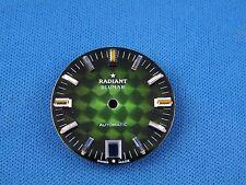 RADIANT -BLUMAR- Automatic Watch Dial Part 27mm Fit ETA 2836-2 -Swiss Made- #213